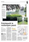 Paleispark is verborgen parel
